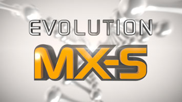 Evolution MX-S Teaser (anglais)