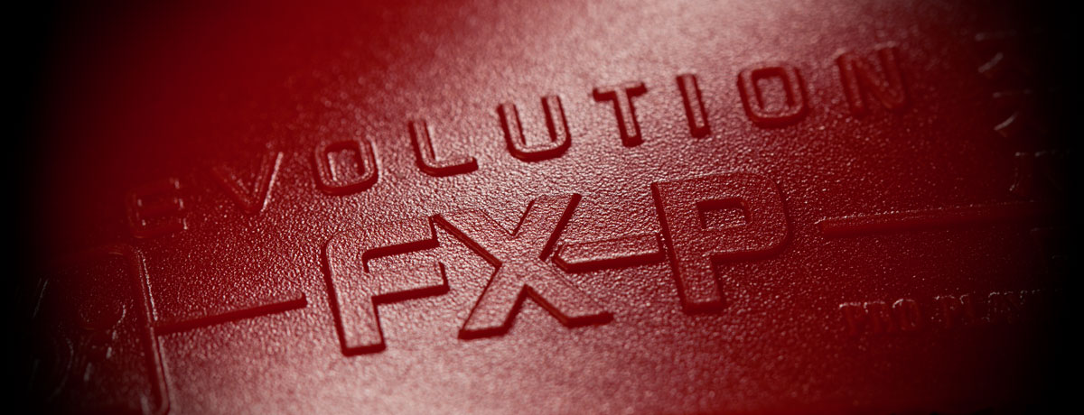 Tibhar Evolution FX-P Rev/êtement de ping-pong