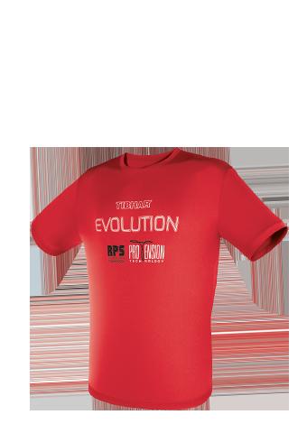 T-Shirt Evolution