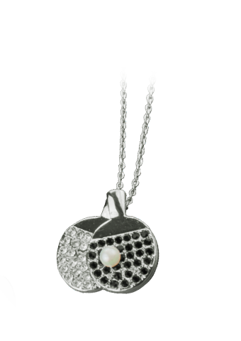 Necklace crystal