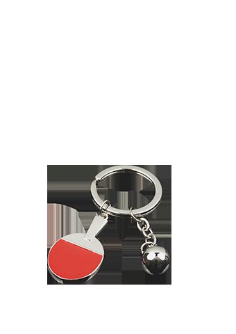 Schlüsselanhänger Silberschläger