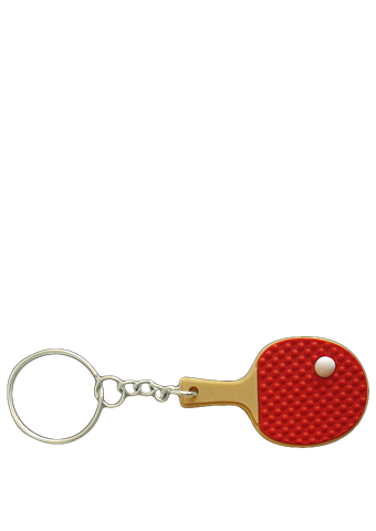 Schlüsselanhänger Softschläger groß