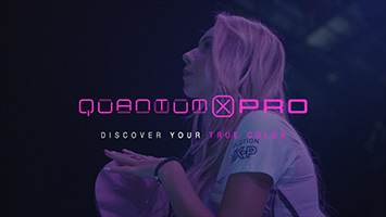 Quantum X Pro – Pink is the new red