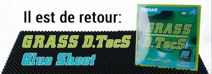 Grass D.TecS GS – Disponible dès à présent